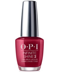 Opi Infinite Shine Shades I'm Not Really A Waitress