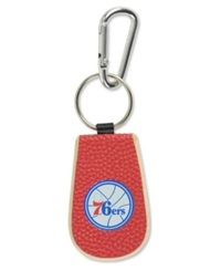 Game Wear Philadelphia 76Ers Keychain Red