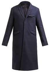 Uniforms For The Dedicated Sinatra Classic Coat Navy Dark Blue