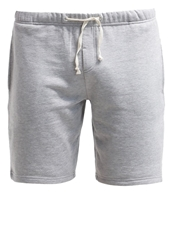 Farah Vintage Dulcie Plain Tracksuit Bottoms Light Grey Marl Mottled Grey