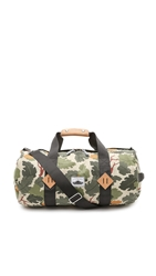 Penfield Irondale Roll Bag Vine Camo Olive