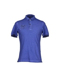 Etiqueta Negra Polo Shirts Dark Purple