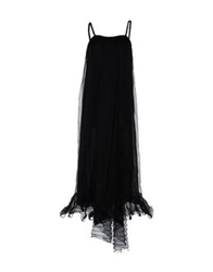 Sophia Kokosalaki Long Dresses Black