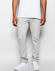 Tommy Hilfiger Hilfiger Denim Sweat Pants In Tapered Fit Grey