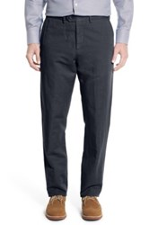 John W. Nordstrom Tailored Fit Chinos Blue
