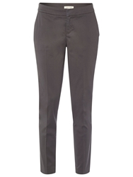 White Stuff Sateen Ankle Grazer Trousers Succulent