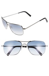 Men's Randolph Engineering 'Archer' 59Mm Sunglasses Dark Ruthenium Blue Gradient