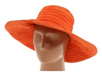 San Diego Hat Company Rbl299 Crushable Ribbon Floppy Hat Rust Traditional Hats Red