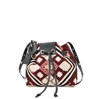 Vanessa Bruno Charly Broderie Bucket Bag