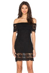 Wyldr X Revolve Romaine Dress Black