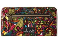 Sakroots Artist Circle Slim Wallet Rainbow Spirit Desert Wallet Handbags Multi