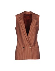Soallure Suits And Jackets Blazers Women Light Brown