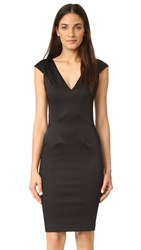 Zac Posen Nina Dress Black
