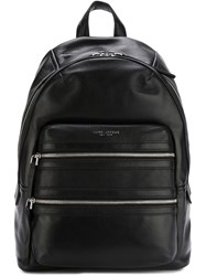Marc Jacobs 'Biker' Backpack Black