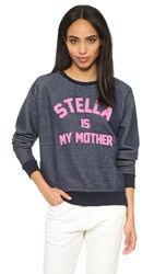 Eleven Paris Stella Is My Mother Sweatshirt Encre