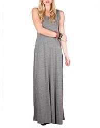 Alternative Apparel Basic Solid Maxi Grey