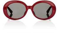 Saint Laurent Men's Sl 98 California Sunglasses Red