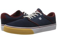 Dc Mikey Taylor Vulc Navy Red Men's Skate Shoes Multi