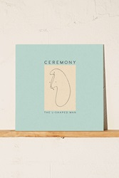 Urban Outfitters Ceremony The L Shaped Man Lp Black