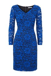 Fenn Wright Manson Aura Dress Blue