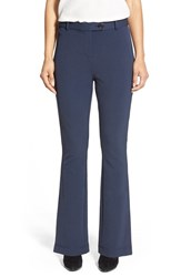 Women's Pink Tartan 'Tech Stretch' Bootcut Pants