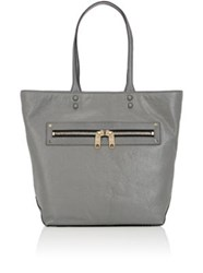 Milly Women's Riley Tote Grey