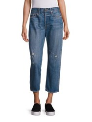 Vince Heritage Union Slouch Jeans Heritage Wash