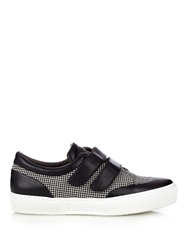 Robert Clergerie Tint Low Top Print Trainers