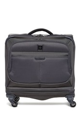 Delsey Helium Pilot 3.0 Spinner Trolley Tote Gray