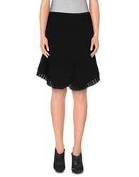 Uniqueness Knee Length Skirts