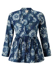 East Sunflower Anokhi Jacket Indigo