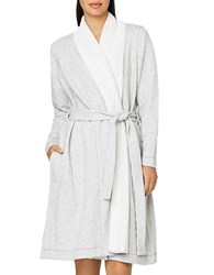 Yummie Tummie Lofty French Terry Robe Heathered Grey