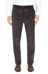 Jb Britches Men's Big And Tall J.B. Flat Front Stretch Corduroy Trousers