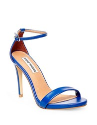 Steve Madden Stecy Strappy Sandals Blue