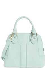 Sole Society Dome Satchel Purple Mint