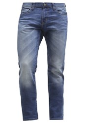 Edc By Esprit Slim Fit Jeans Blue Medium Wash Blue Denim
