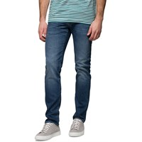 Edwin Ed 55 Relaxed Tapered Night Blue Mid Trip Jeans