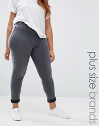New Look Plus Jegging Grey