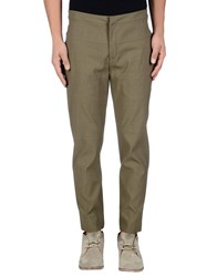 Marni Trousers Casual Trousers Men Military Green