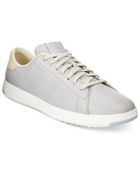 Cole Haan Grand Pro Tennis Lace Up Sneakers Women's Shoes Light Grey