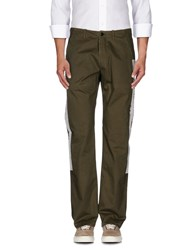 Stone Island Casual Pants Military Green