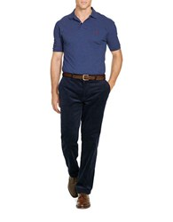 Polo Big And Tall Classic Fit Corduroy Pants Blue