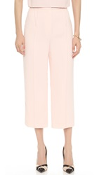 O'2nd Ponita Wide Leg Trousers Light Pink