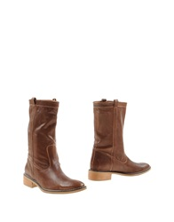 Pennyblack Boots Brown