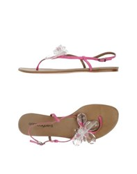 Anna Baiguera Footwear Thong Sandals Women