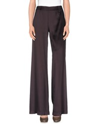 Maria Grazia Severi Trousers Casual Trousers Women Dark Brown