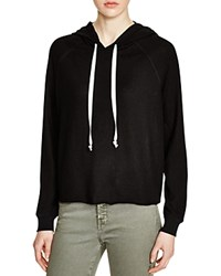 Project Social T Hooded Sweatshirt 100 Bloomingdale's Exclusive Black