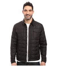 Timberland Thermofibre Shirt Jacket Black Men's Coat