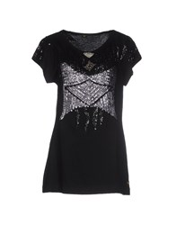 We Are Replay Topwear T Shirts Women Black