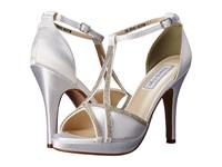 Touch Ups Harlow White Satin Women's Shoes